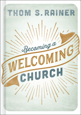 Becoming a Welcoming Church Cover Image