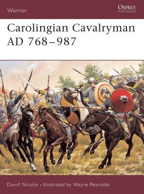 Carolingian Cavalryman 768-987 AD Cover