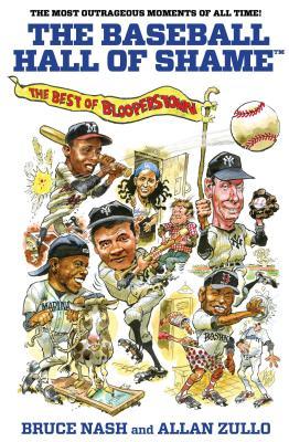 The Baseball Hall of Shame Cover