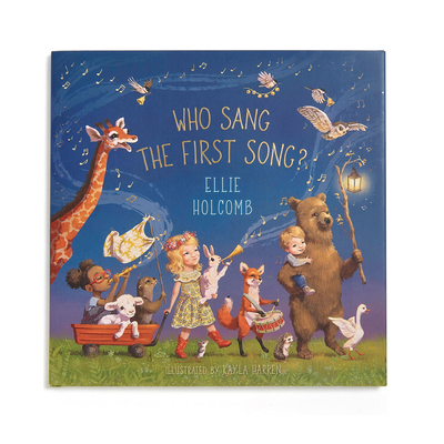 Who Sang the First Song? Cover Image