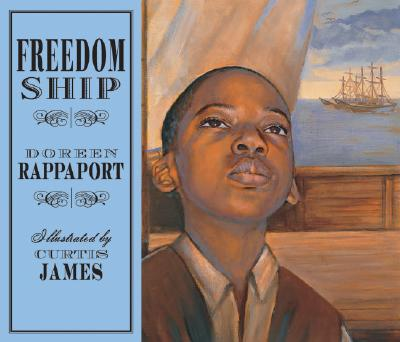 Freedom Ship Cover