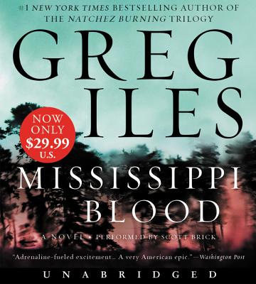 Mississippi Blood Low Price CD: A Novel Cover Image