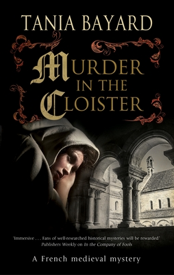 Murder in the Cloister (Christine de Pizan Mystery #4) Cover Image