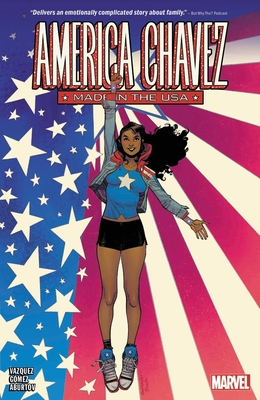 America Chavez: Made in the USA Cover Image