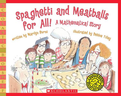 Spaghetti and Meatballs For All! (Scholastic Bookshelf) Cover Image