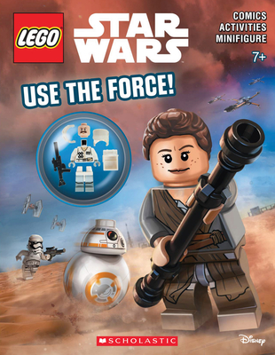 Use the Force! (LEGO Star Wars: Activity Book) Cover Image