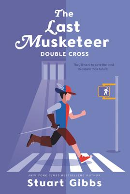 The Last Musketeer #3: Double Cross Cover Image