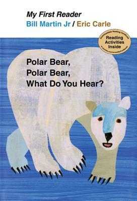 Polar Bear, Polar Bear, What Do You Hear? Cover