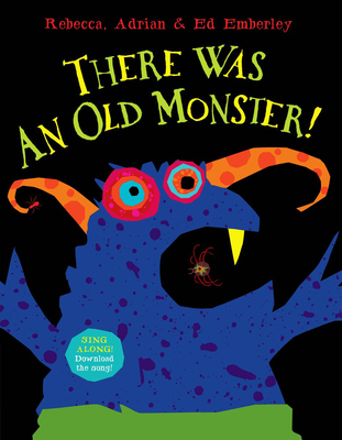 There Was an Old Monster! Cover