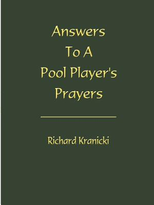 Answers to a Pool Player's Prayers Cover Image
