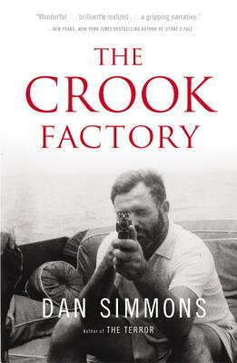 Cover for The Crook Factory