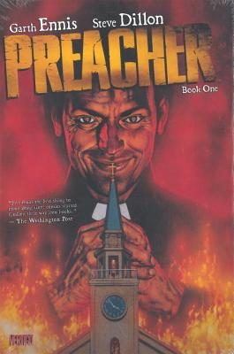 Preacher Book 1 cover image