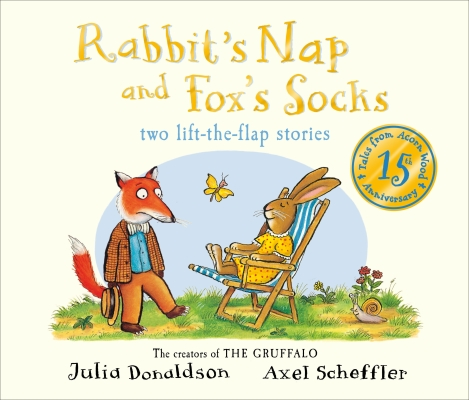Tales from Acorn Wood: Fox's Socks and Rabbit's Nap Cover Image