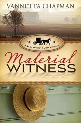 Material Witness Cover