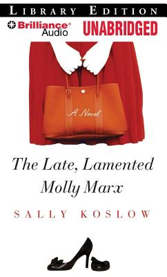 The Late, Lamented Molly Marx Cover Image