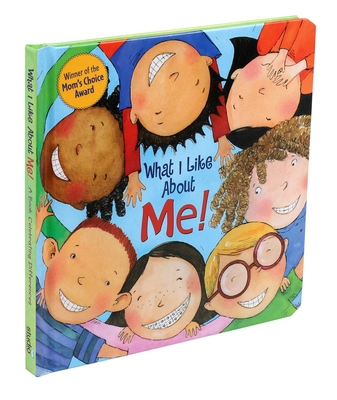 What I Like About Me!: A Book Celebrating Differences Cover Image