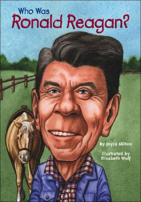 Cover for Who Was Ronald Reagan?