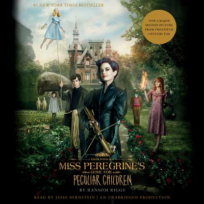 Miss Peregrine's Home for Peculiar Children (Movie Tie-In Edition) (Miss Peregrine's Peculiar Children #1) Cover Image