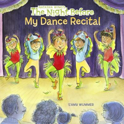 The Night Before My Dance Recital Cover Image