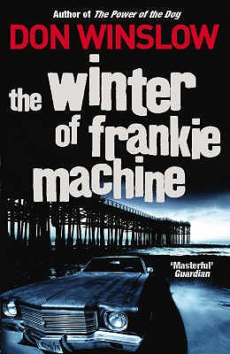 Winter of Frankie Machine Cover Image