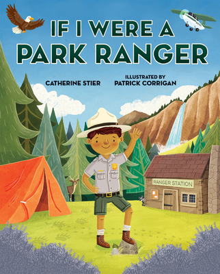 If I Were a Park Ranger Cover Image