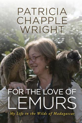 Cover for For the Love of Lemurs