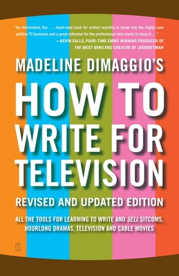 How To Write For Television Cover Image