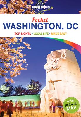 Lonely Planet Pocket Washington, DC 3 Cover Image