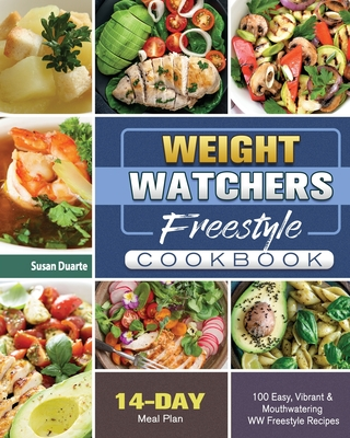 Weight Watchers Freestyle Cookbook Cover Image