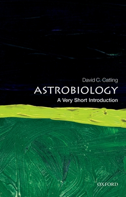 Astrobiology: A Very Short Introduction Cover Image