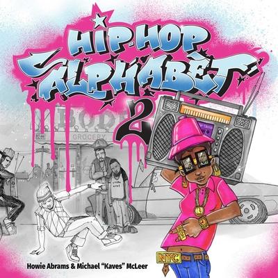 Hip-Hop Alphabet 2 Cover Image
