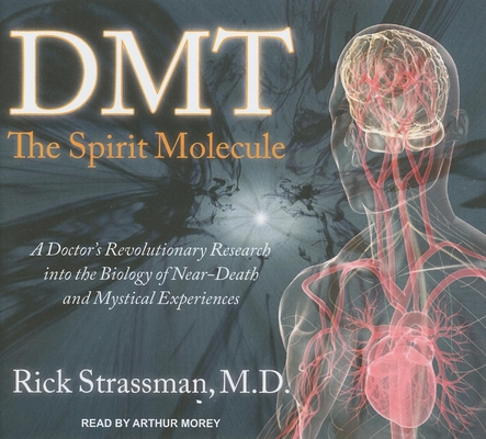 DMT: The Spirit Molecule: A Doctor's Revolutionary Research Into the Biology of Near-Death and Mystical Experiences Cover Image