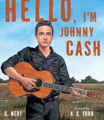 Hello, I'm Johnny Cash Cover Image