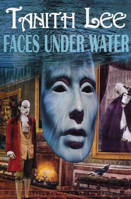 faces under water cover