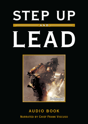 Step Up and Lead Audiobook Cover Image