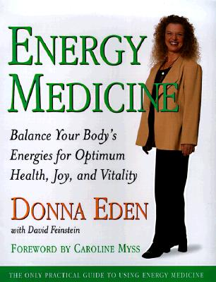 Energy Medicine Cover Image