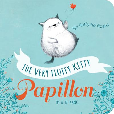 The Very Fluffy Kitty, Papillon Cover Image
