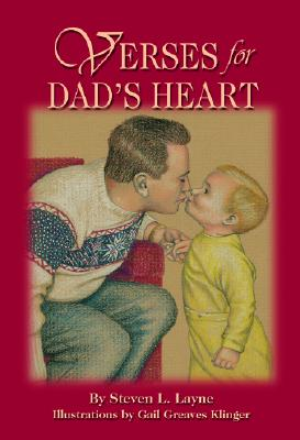 Cover for Verses for Dad's Heart