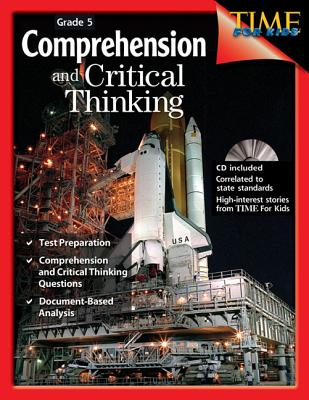 Comprehension and Critical Thinking Grade 5 (Grade 5) [with Cdrom] [With CDROM] Cover Image