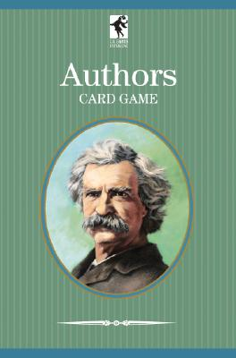 Authors Card Game (Authors & More) Cover Image