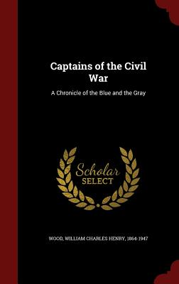 Cover for Captains of the Civil War