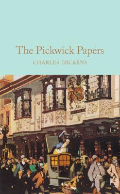 The Pickwick Papers Cover Image