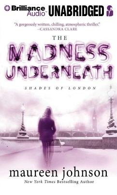 Cover for The Madness Underneath