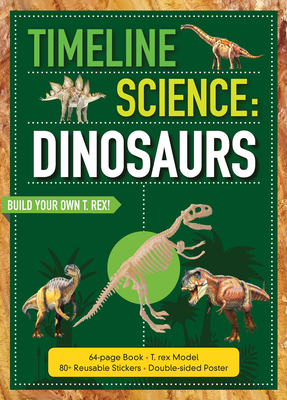 Timeline Science: Dinosaurs Cover Image