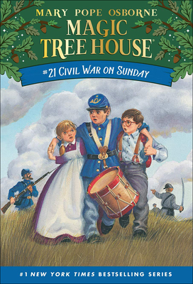 Civil War on Sunday (Magic Tree House #21) Cover Image