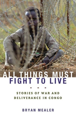 All Things Must Fight to Live Cover