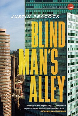 Blind Man's Alley Cover Image