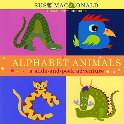 Alphabet Animals Cover