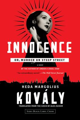 Innocence; Or, Murder on Steep Street Cover Image
