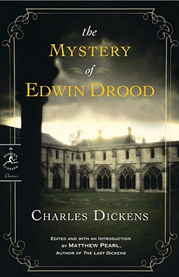 The Mystery of Edwin Drood Cover Image